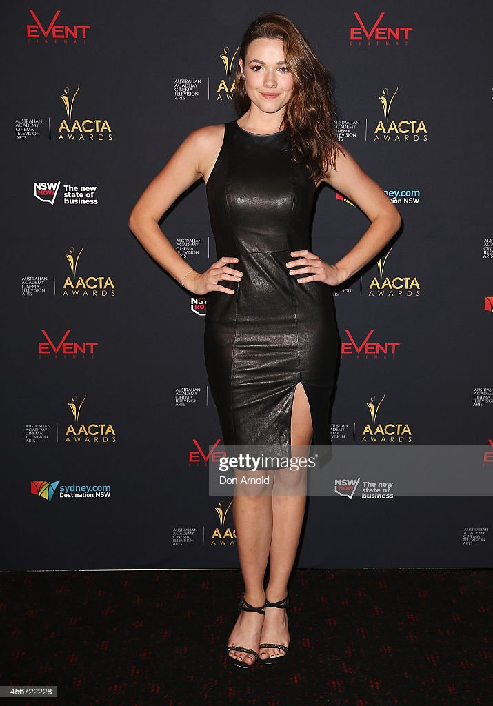 4th AACTA Awards Opening Night - Arrivals