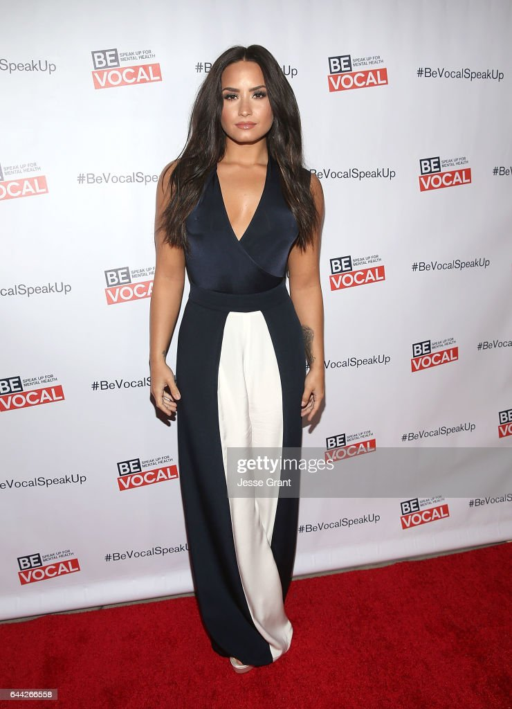 Beyond Silence Documentary Premiere - A Be Vocal: Speak Up for Mental Health Film : News Photo