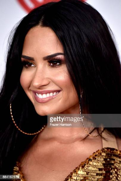 Demi Lovato attends 1027 KIIS FM's Jingle Ball 2017 presented by Capital One at The Forum on December 1 2017 in Inglewood California