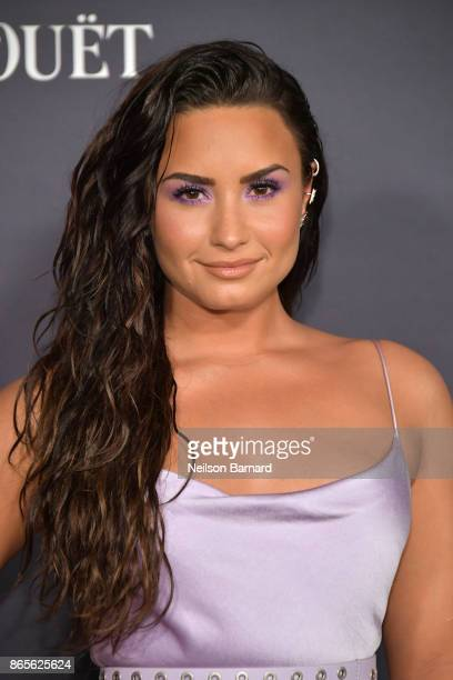 Demi Lovato attends the 3rd Annual InStyle Awards at The Getty Center on October 23, 2017 in Los Angeles, California.