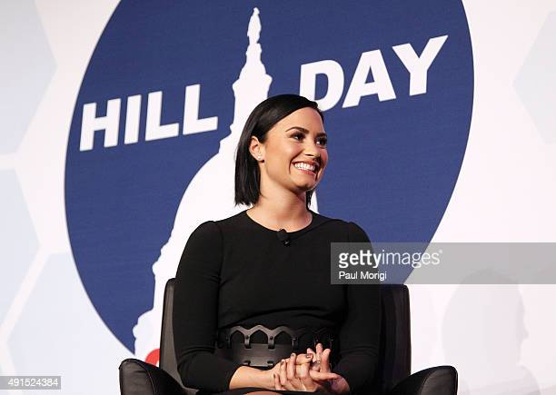 Demi Lovato speaks with Linda Rosenberg President and CEO of National Council for Behavioral Health about the importance of advocating for mental...
