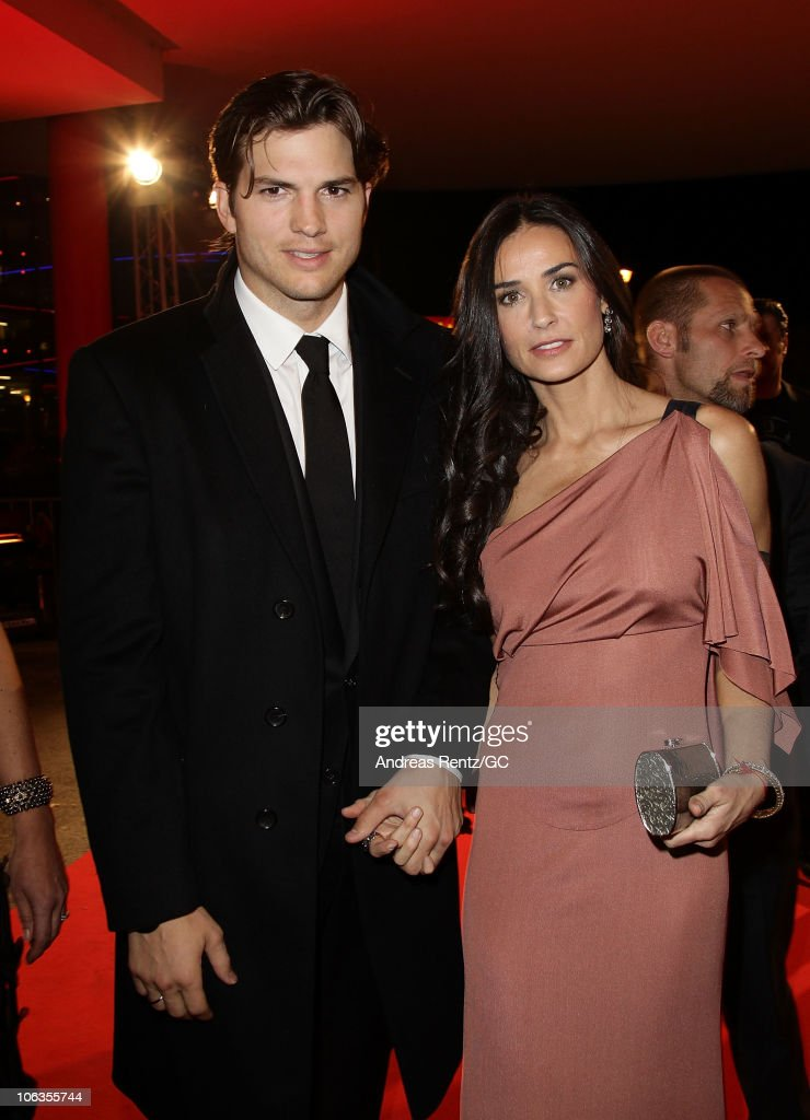 PlusCity Charity Gala With Demi Moore And Ashton Kutcher