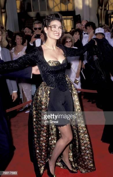 Demi Moore at the Shrine Auditorium in Los Angeles, California