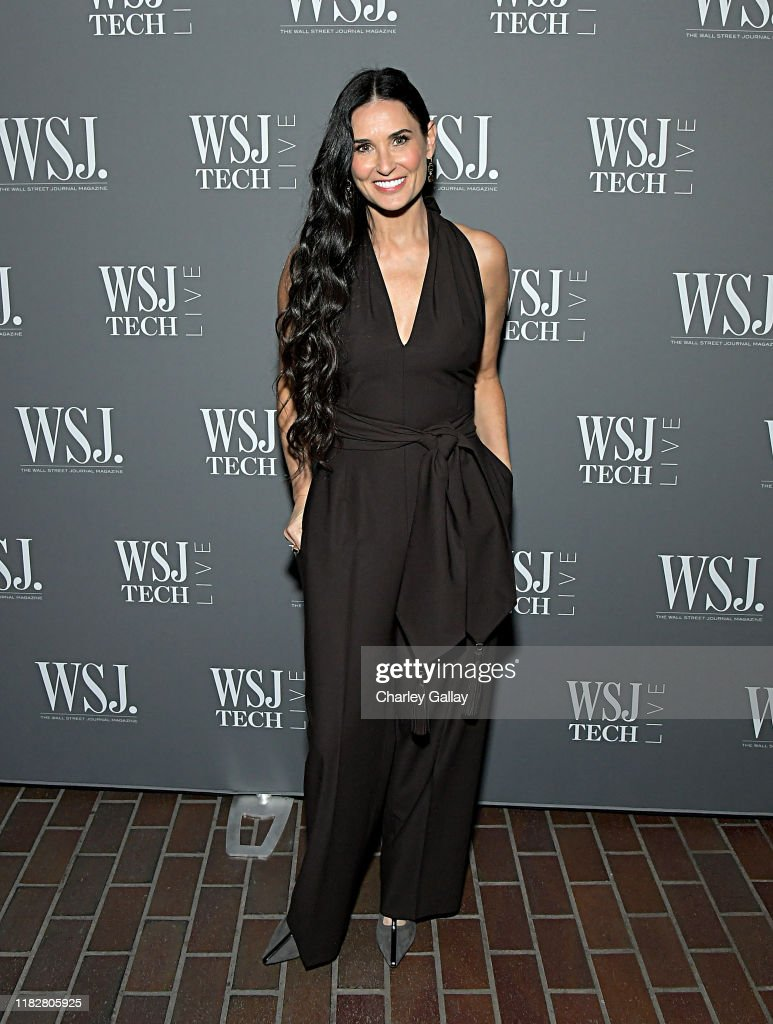 WSJ. Magazine at WSJ Tech Live : News Photo