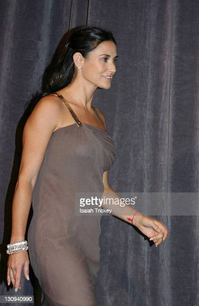 Demi Moore during 31st Annual Toronto International Film Festival 'Bobby' Premiere Red Carpet and Inside at Roy Thompson Hall in Toronto Ontario...