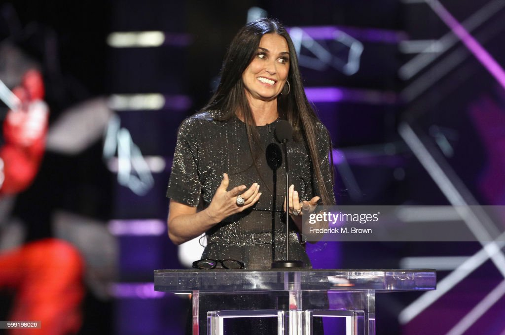 Comedy Central Roast Of Bruce Willis - Show : News Photo