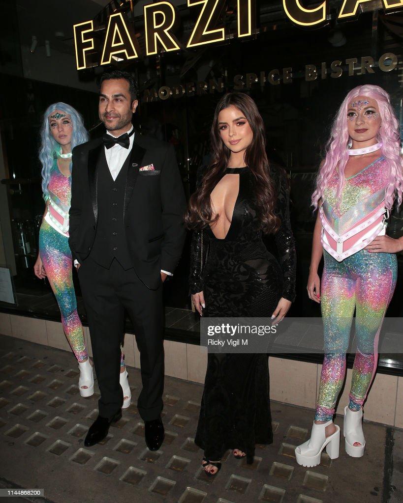 London Celebrity Sightings -  April 24, 2019 : News Photo