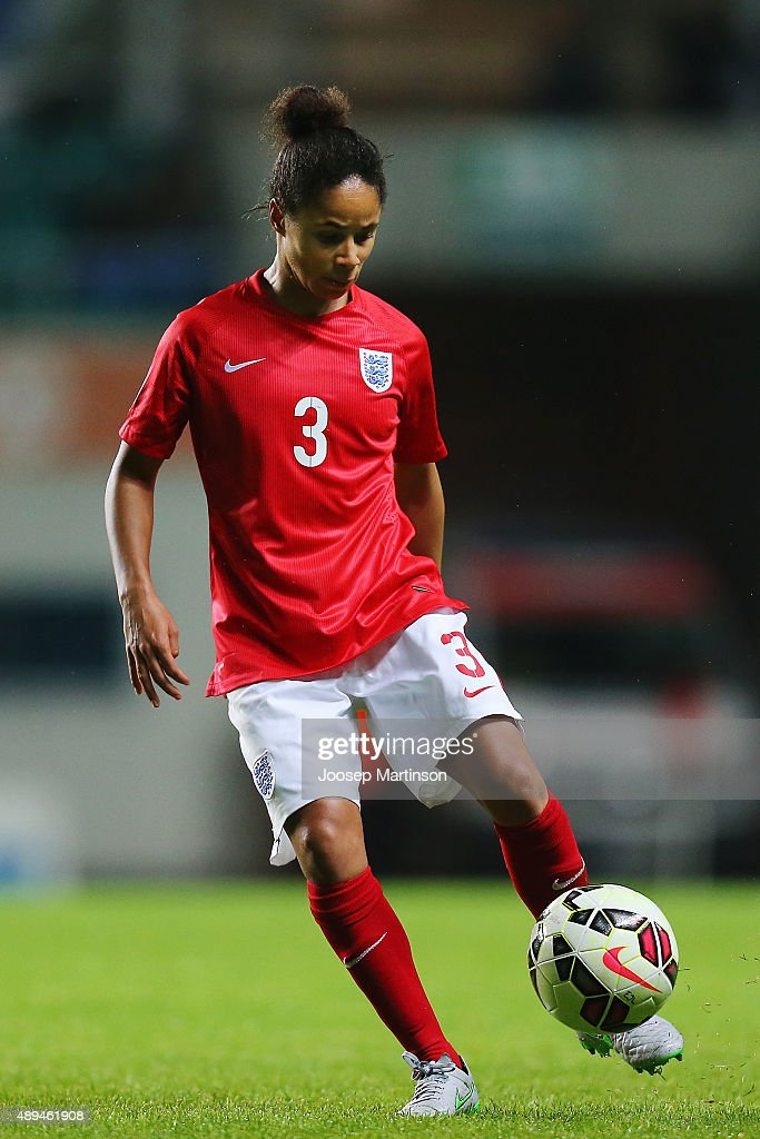 Estonia Women v England Women - UEFA Women's Euro 2017 Qualifier : News Photo