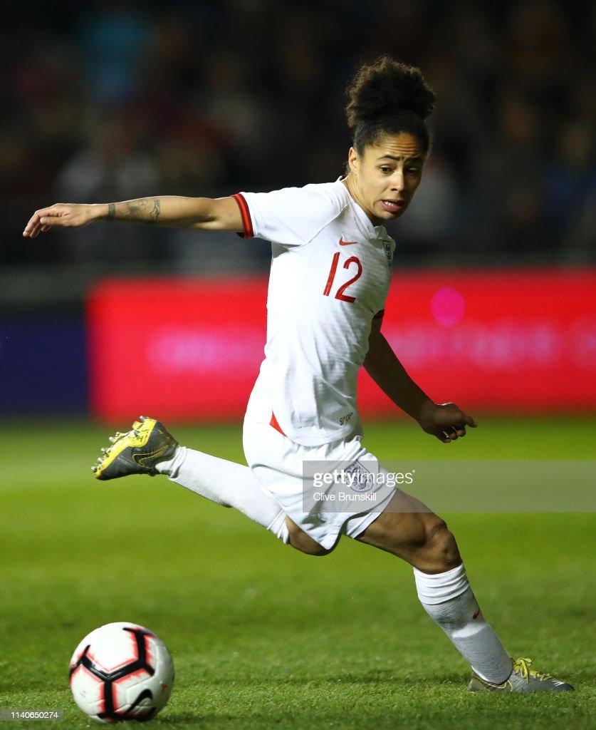 England Women v Canada Women - International Friendly : News Photo