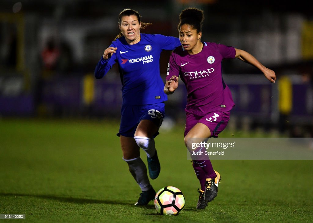 Chelsea Ladies v Manchester City Ladies - WSL