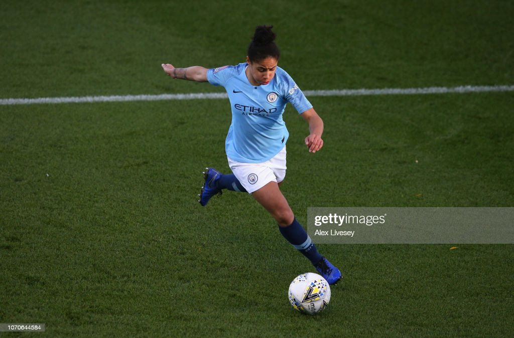 Manchester City Women v Birmingham City Women - FA WSL : News Photo
