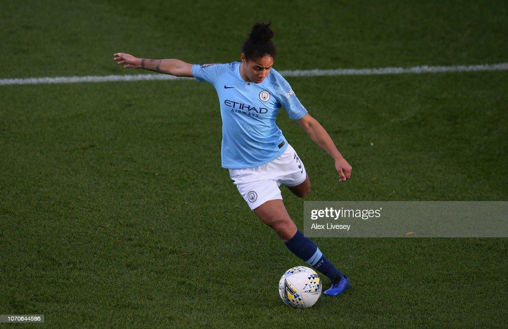 Manchester City Women v Birmingham City Women - FA WSL : News Photo