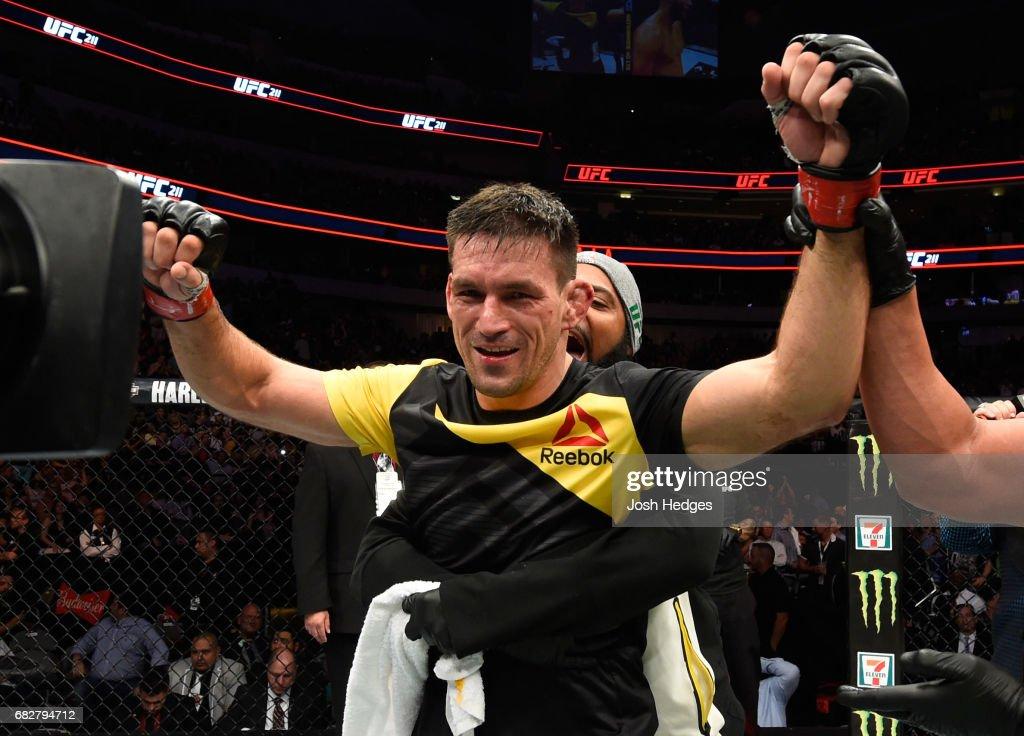 UFC 211: Maia v Masvidal : News Photo