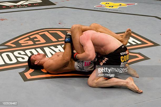 Demian Maia def Ed Herman TKO 227 round 2 during the UFC 83 at Bell Centre on April2008 in Montreal Canada