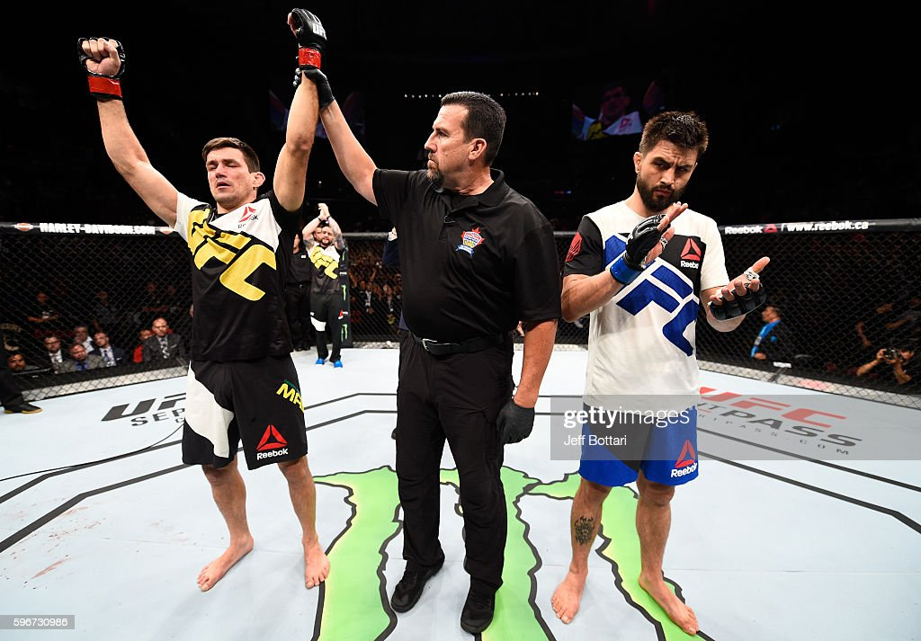 UFC Fight Night: Maia v Condit : News Photo