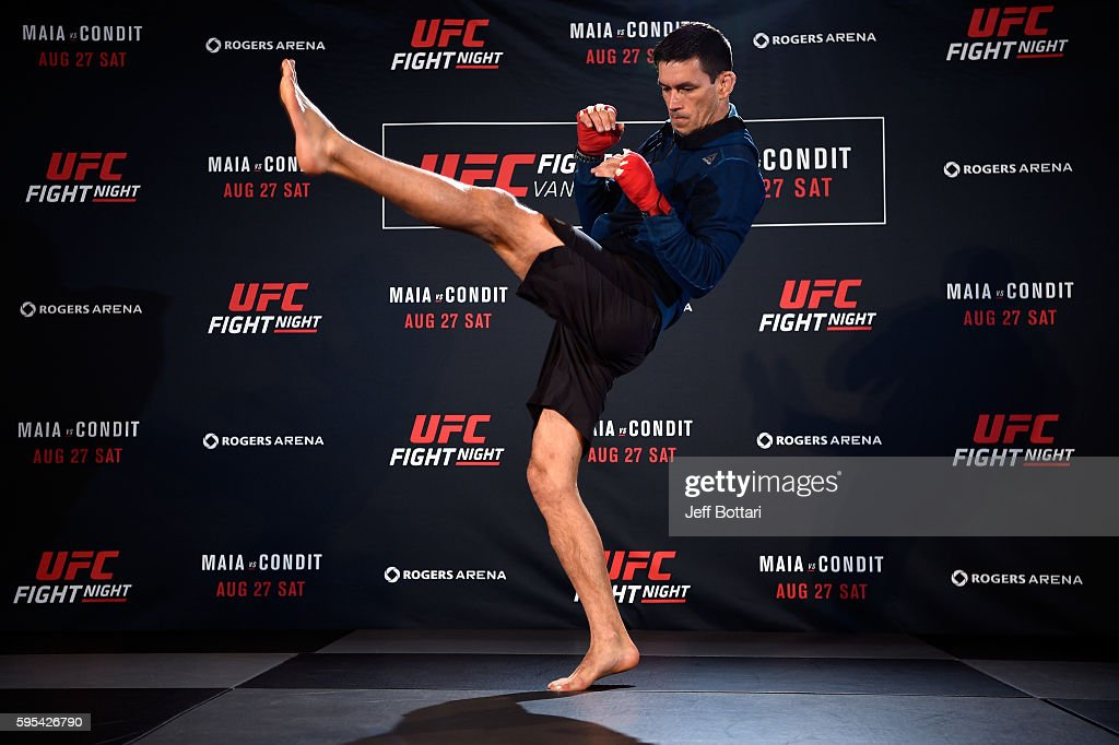 UFC Fight Night Open Workouts