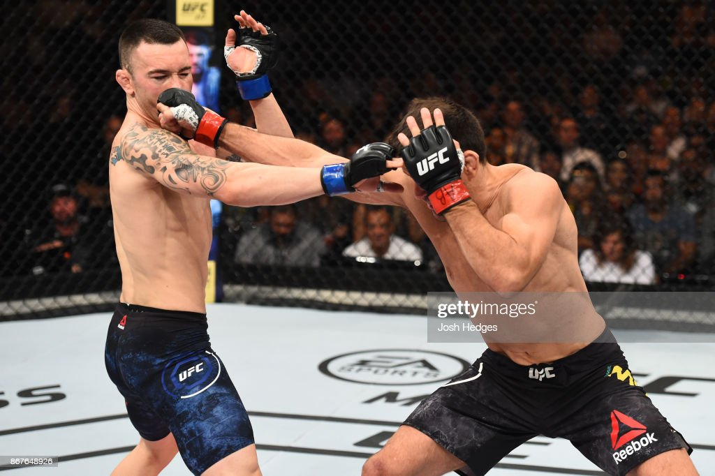 UFC Fight Night: Maia v Covington : News Photo