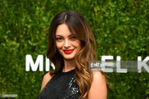 DemiLeigh NelPeters attends The 12th Annual Golden Heart Awards at Spring Studios on October 16 2018 in New York City