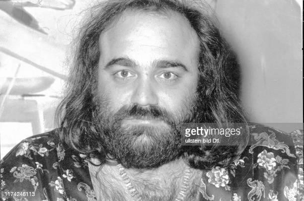 Demis Roussos Greek singer 1977