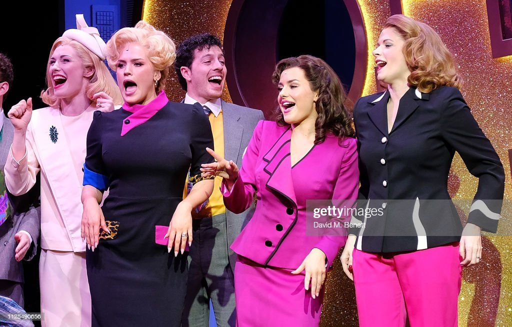 "GBR: ""9 To 5: The Musical"" - Gala Night - Curtain Call"