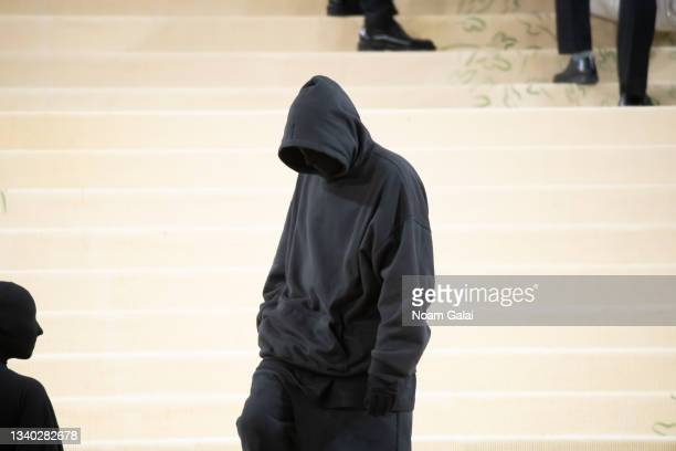 Demna Gvasalia attends the 2021 Met Gala celebrating 'In America: A Lexicon of Fashion' at The Metropolitan Museum of Art on September 13, 2021 in...