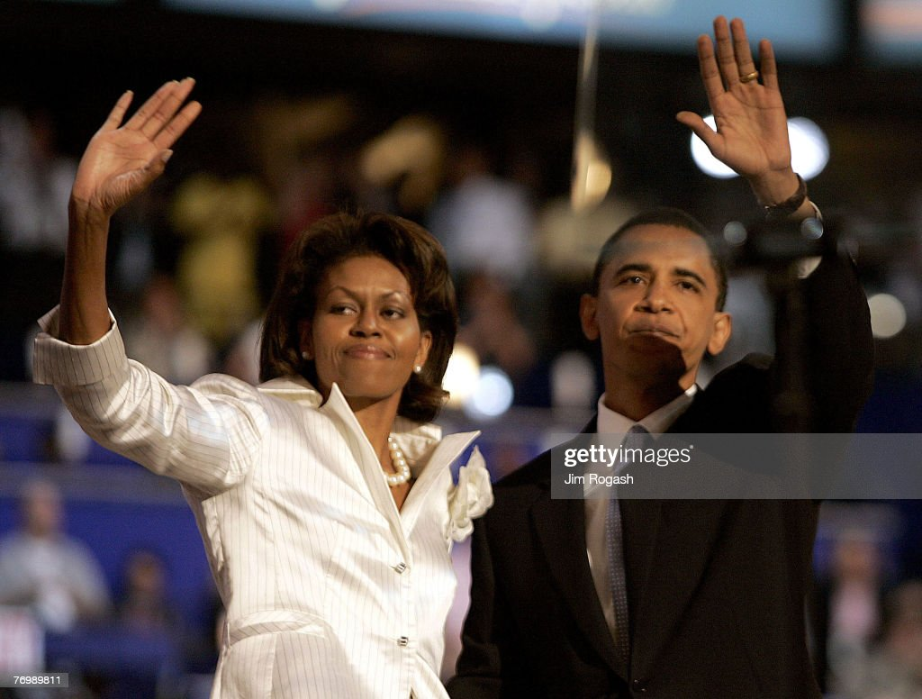 2004 Democratic National Convention - Day 2 : News Photo