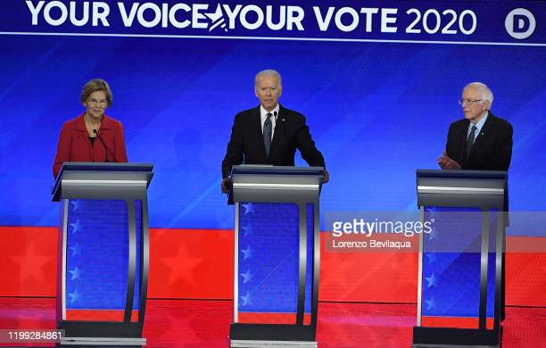 ABC NEWS Democratic Debate ABC News Chief Anchor George Stephanopoulos World News Tonight Anchor and Managing Editor David Muir and ABC News Live...