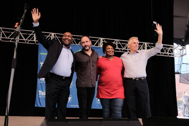 VA: Virginia Gubernatorial Candidate Terry McAuliffe Joined By Stacey Abrams, Jaime Harrison, And Dave Matthews For Election Rally