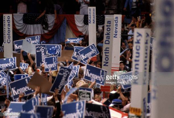 Democratic National Convention circa 1980 in New York