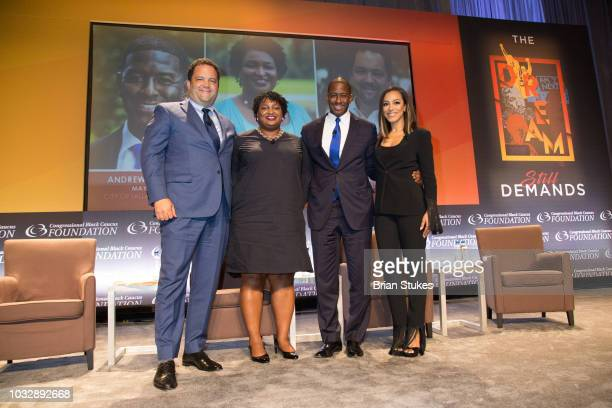 Democratic nominee for Governor of Maryland Ben Jealous Democratic nominee for Governor of Georgia Stacey Abrams Democratic nominee for Governor of...