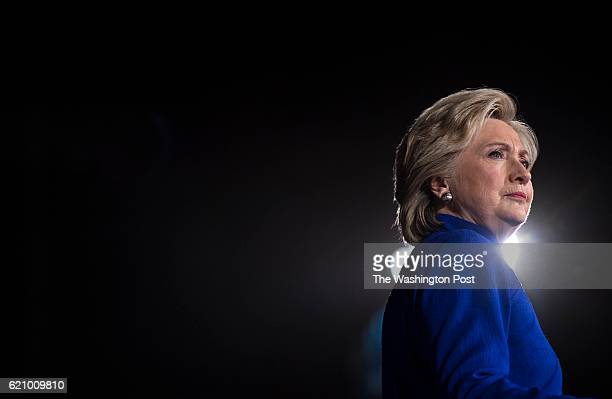 TEMPE AZ Democratic Nominee for President of the United States former Secretary of State Hillary Clinton speaks to and meets Arizona voters at...