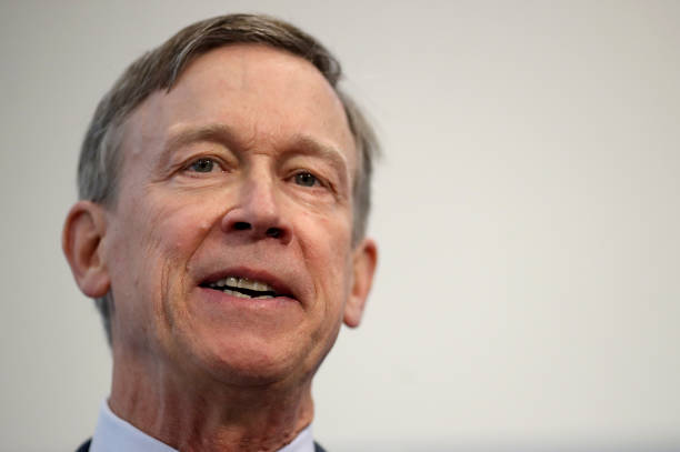 DC: Democratic Presidential Candidate John Hickenlooper Speaks At The National Press Club, Defends Regulated Capitalism