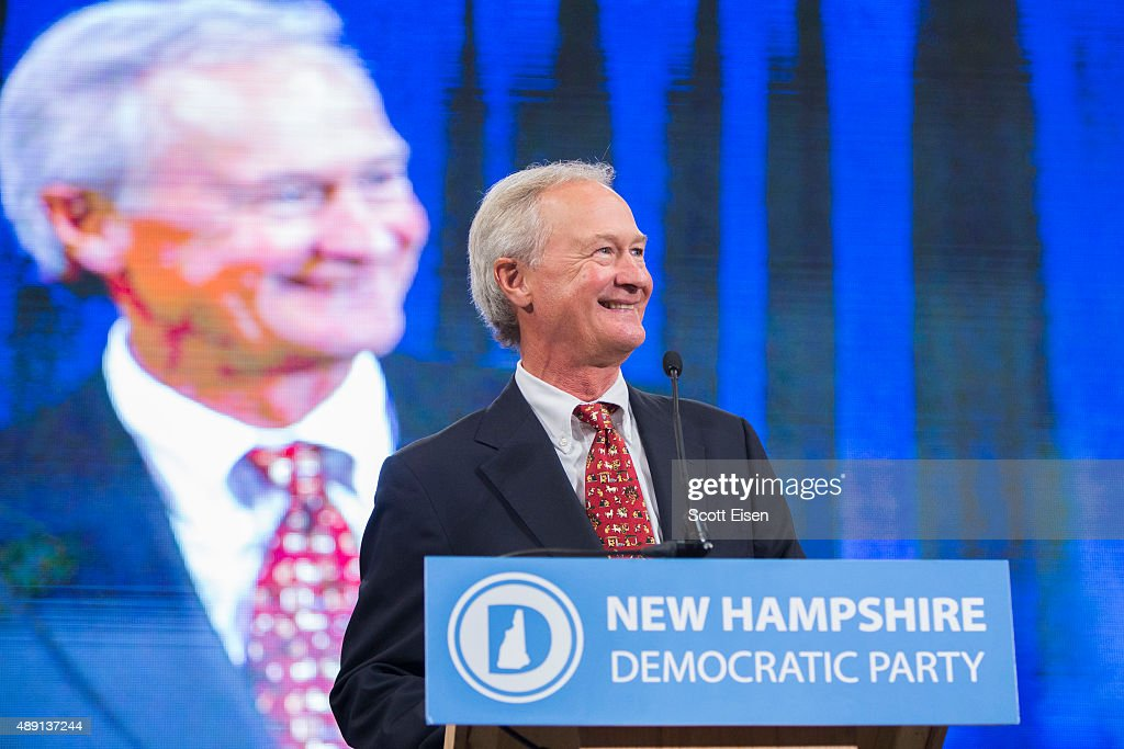 Democratic Candidates Attend New Hampshire Democratic Party Convention