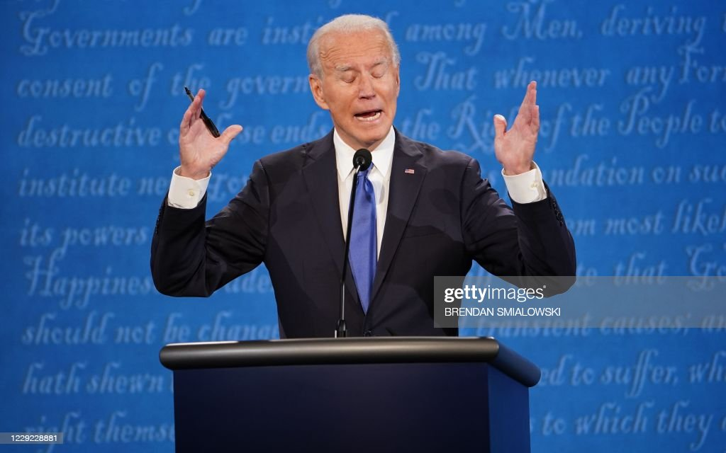 US-VOTE-DEBATE : News Photo
