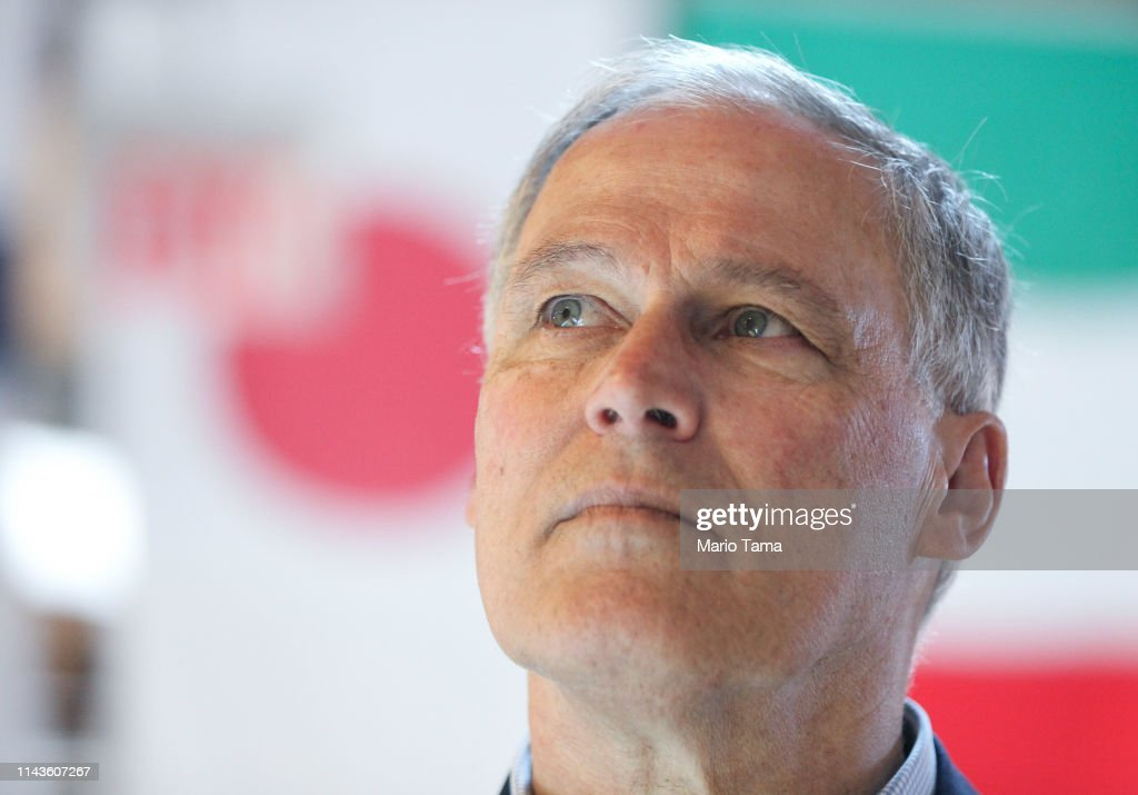 CA: Presidential Candidate Jay Inslee Visits LA Cleantech Incubator In Los Angeles