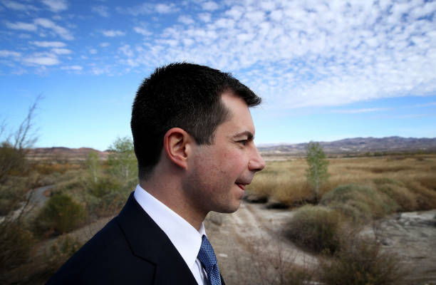 NV: Presidential Candidate Pete Buttigieg Campaigns In Las Vegas Ahead Of NV Caucuses