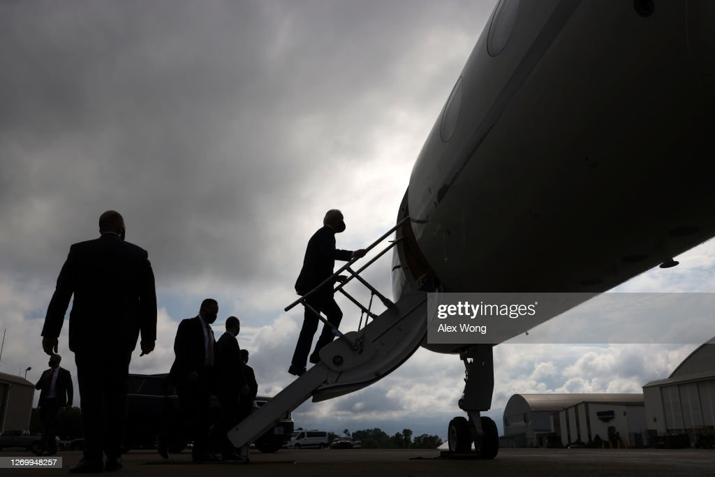 Democratic Presidential Candidate Former Vice President Joe Biden News Photo Getty Images
