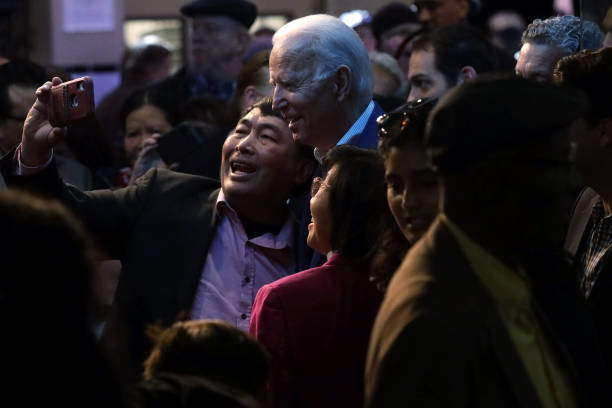 NV: Joe Biden Campaigns In Nevada Ahead Of Nation's Second Caucus