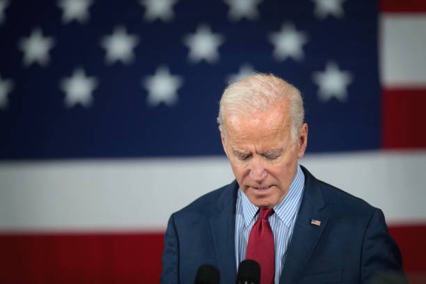 IA: Presidential Candidate Joe Biden Holds Town Hall In Davenport, Iowa