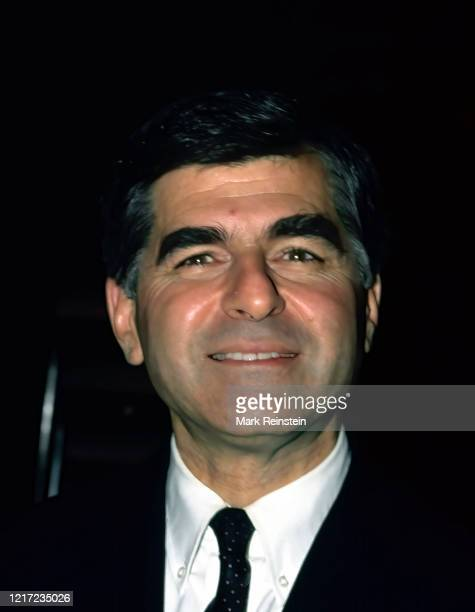 Democratic Presidential candidate Governor of Massachusetts Michael Dukakis portrait Chicago Illinois November 1987
