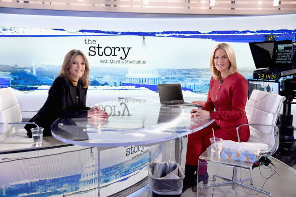 "NY: Democratic Presidential Candidate Marianne Williamson Visits ""The Story With Martha MacCallum"""