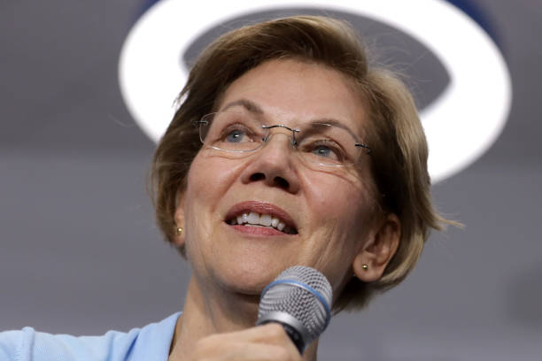 NV: Elizabeth Warren Campaigns In Nevada Ahead Of Caucus