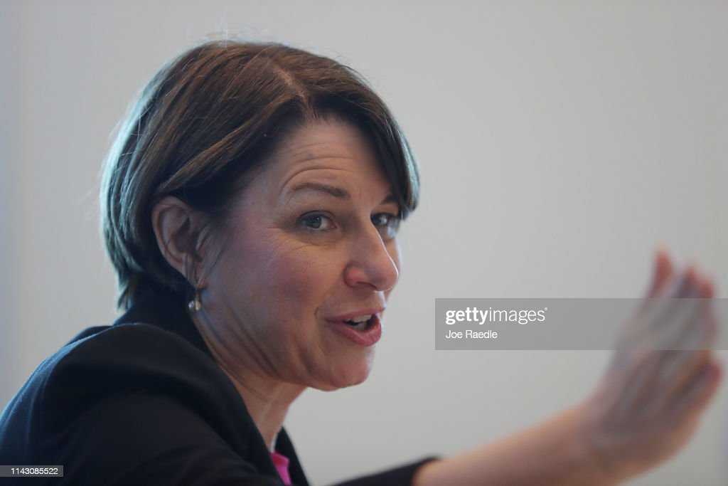FL: Amy Klobuchar Holds Health Care Roundtable In Miami