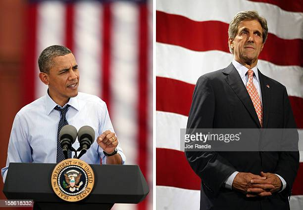 Democratic presidential candidate Senator John Kerry speaks to supporters at a fundraiser August 27, 2004 in Seattle, Washington. Kerry was in...