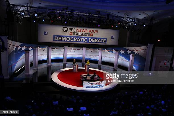 60 Top Democratic Presidential Candidates Debate In