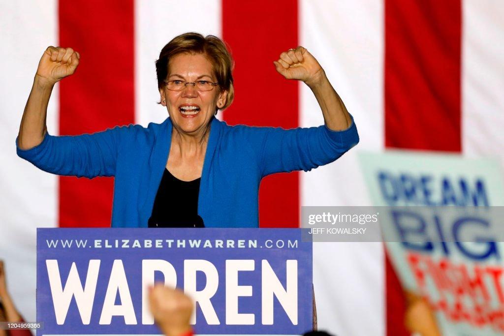 US-POLITICS-VOTE : News Photo