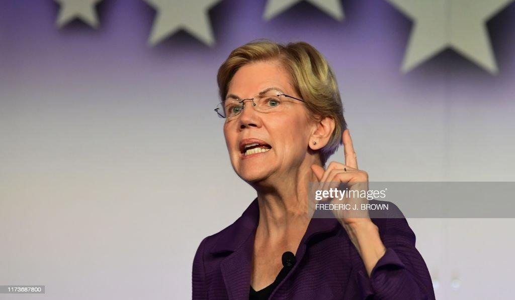 US-POLITICS-VOTE-UNIONS-DEMOCRATS : Foto jornalística