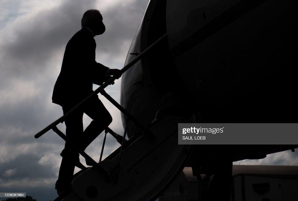 Democratic Presidential Nominee Former Us Vice President Joe Biden News Photo Getty Images