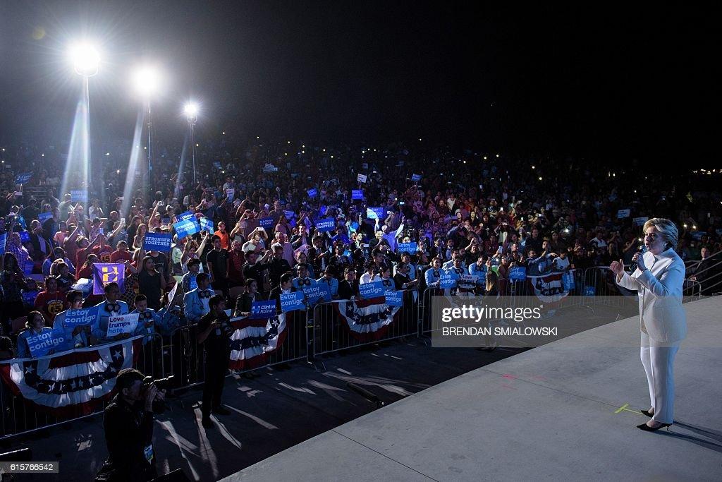 US-POLITICS-ELECTION : News Photo