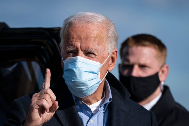 PA: Joe Biden Campaigns In Western Pennsylvania One Day Before Election